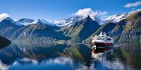 onboard credit in norway with hurtigruten