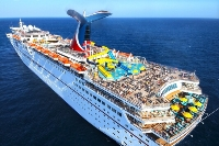 Save on future cruises with Carnival